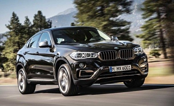 2015 Bmw X6 Crossover Suv Sedan High Definition Photo With Images