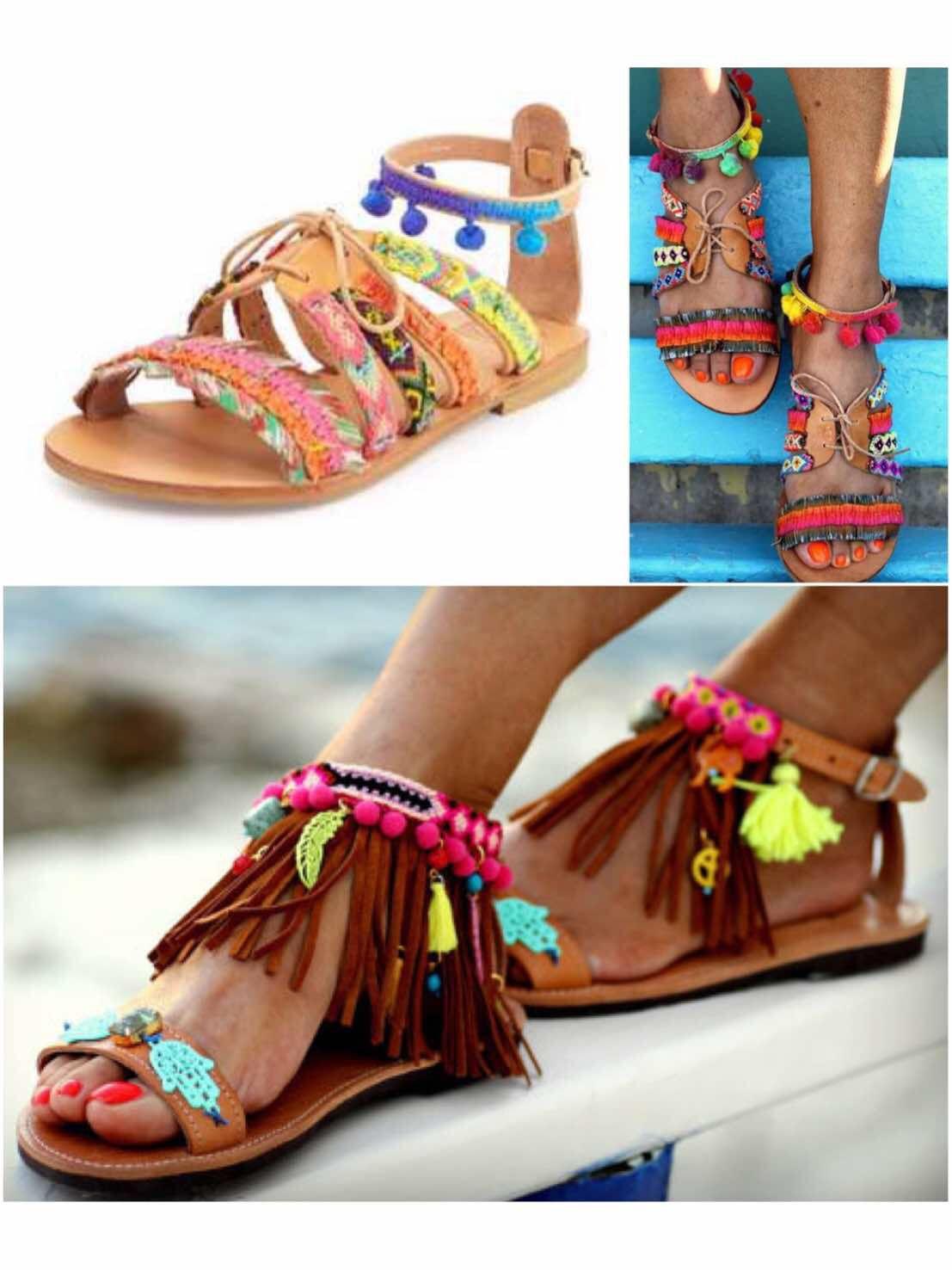 Chaussures - Sandales Post Orteils Elina Linardaki L0OXu0