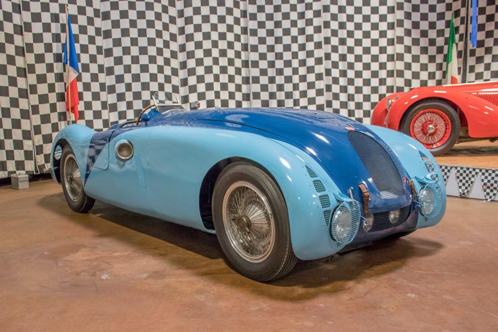 1936 Bugatti Type 57g Tank This Car Won At Le Mans In 1937 Onl3 3