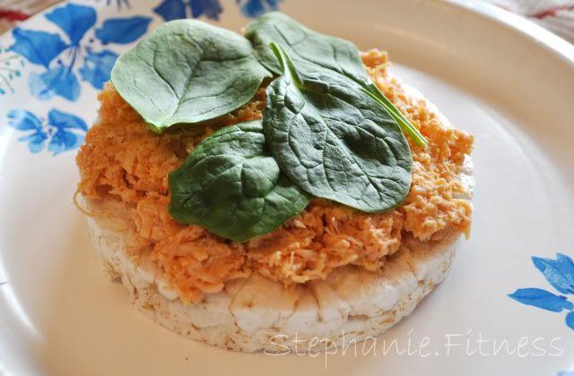 Rice cake recipe like quaker