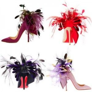 Christian Louboutin Anemone Plume! I don\u0027t believe there is anything ese to  say