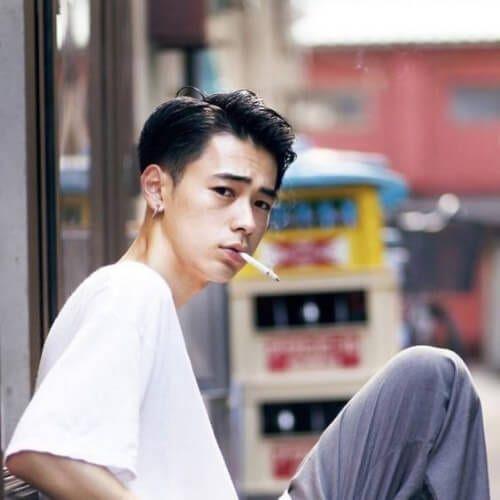 50 Korean Men Haircut & Hairstyle Ideas (+Video | Haircuts ...