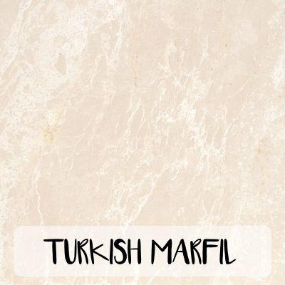 Turkish Marfil Marble | 12x12 | Polished