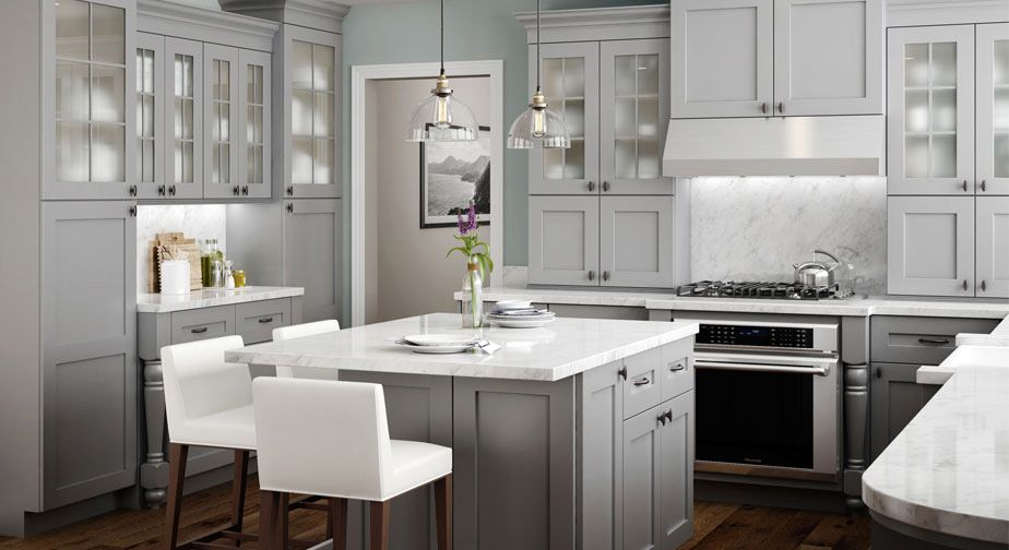 Home Decorators Collection Tremont Pearl Gray Shaker