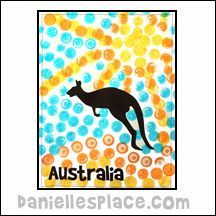 learn how to do aboriginal art dot
