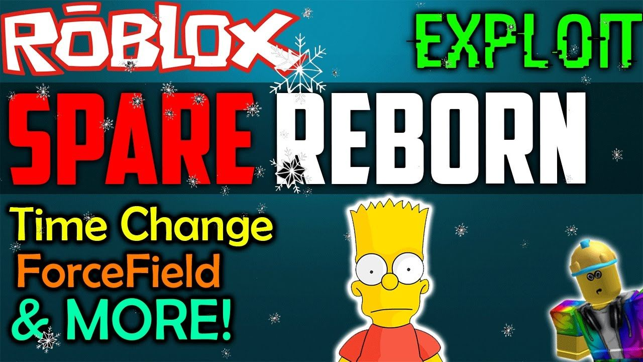 Roblox Exploit/Hack Spare Reborn [☢Updated☢] [ForceField
