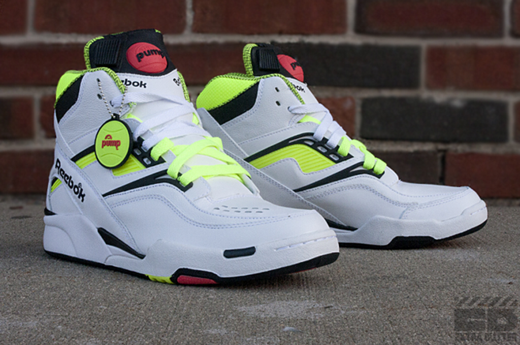 Reebok Twilight Zone Pump - OG Colorway  e36bb3aa7