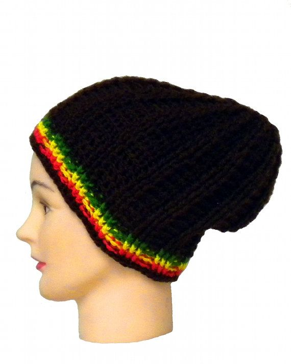 d7ae69e8265 ANY COLOR skull fit rasta hat
