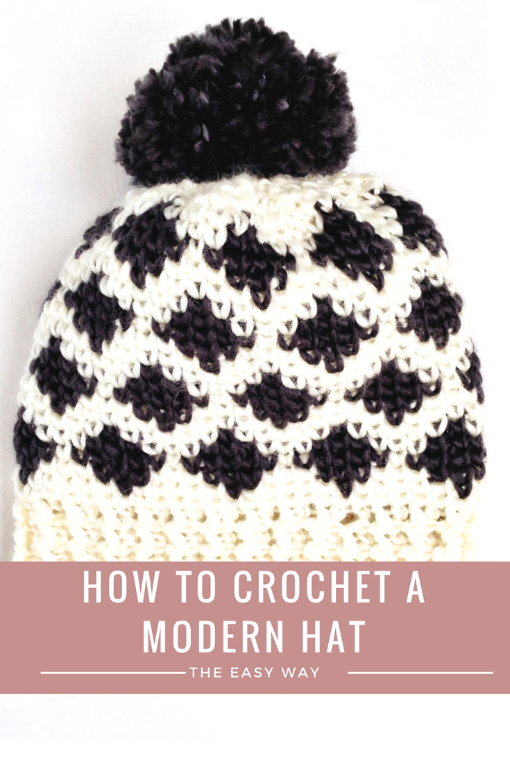 Modern Crochet Patterns Using The Crochet Waistcoat Stitch | Gorros ...