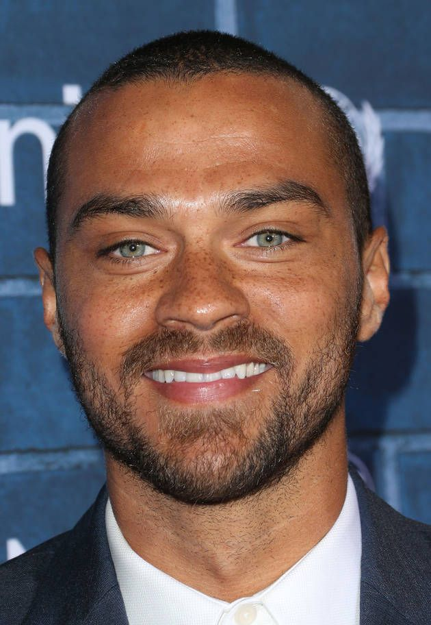 jesse williams | Jesse Williams Smiles at the Montblanc And UNICEF ...