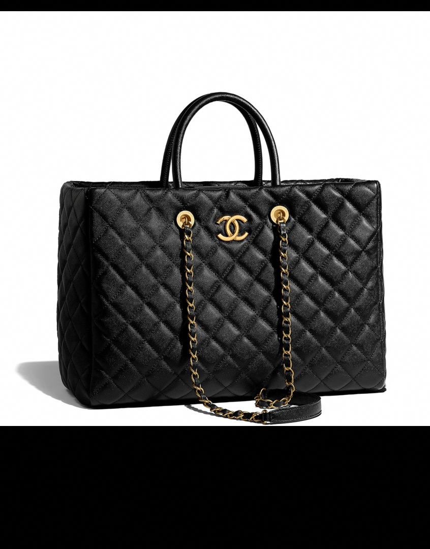 68d106cd6a 👑GLAM BARBIE👑 👑GLAM BARBIE👑 Large shopping bag, calfskin & gold ...