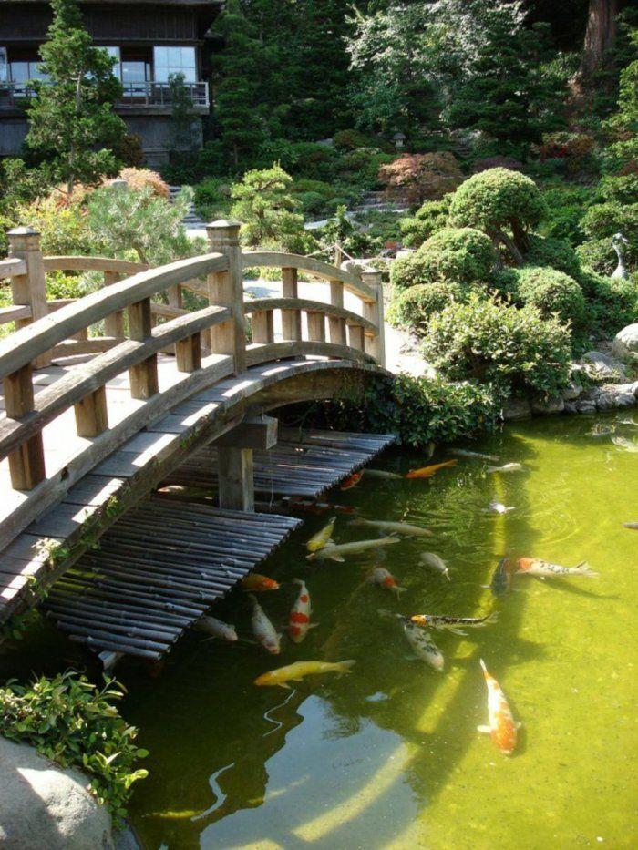 Le jardin zen japonais en 50 images senderos de jard n for Estanques japoneses jardin
