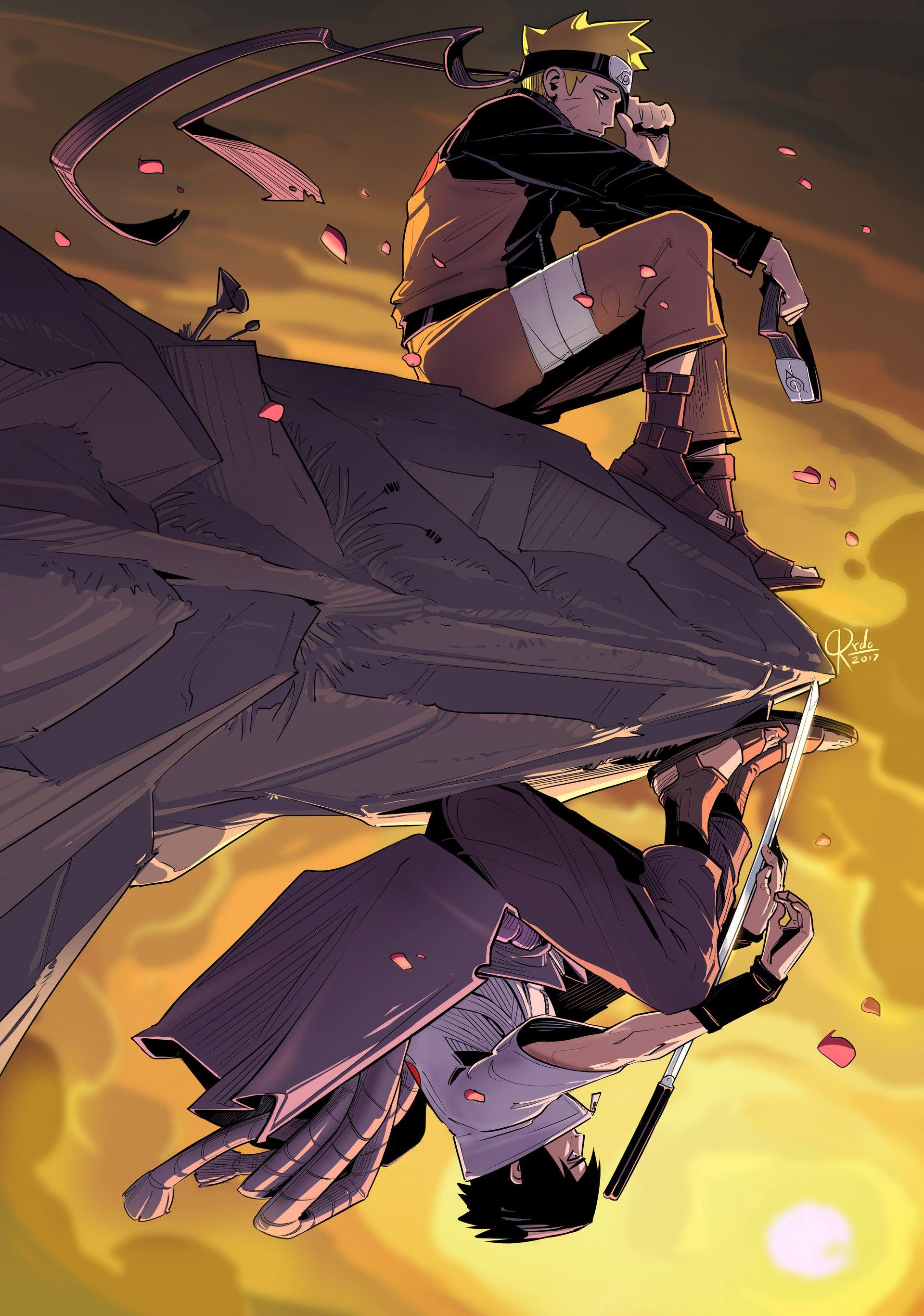 Naruto And Sasuke Naruto Pinterest Naruto Sasuke And Anime