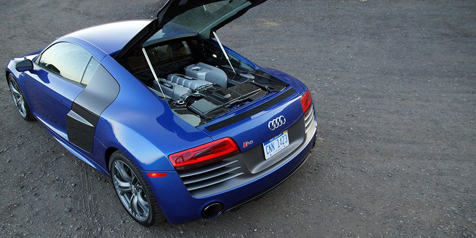 2014 Audi R8 V10 Plus S Tronic. Show Me What Youu0027ve Got Baby