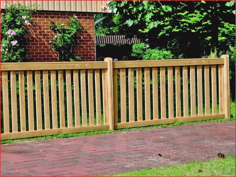 Garten Konzept 29 Einzigartig Gartenzaun Holz Bauhaus O15p My
