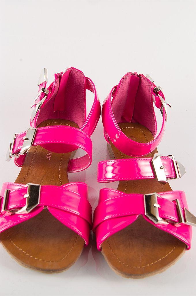 Cute sandal site.  $14.99