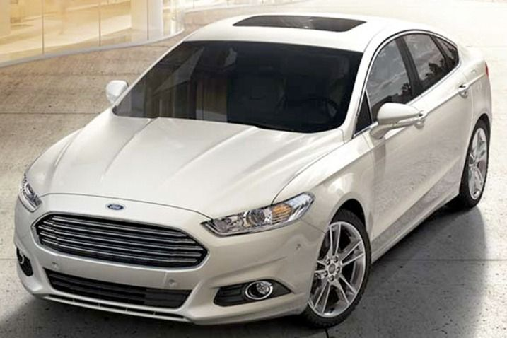 2013 Ford Fusion Lane Keeping System Ford Fusion 2013 Ford