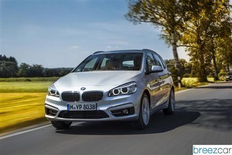 Tout savoir sur BMW Série 225xe : prix, bonus/malus, consommations et équipements