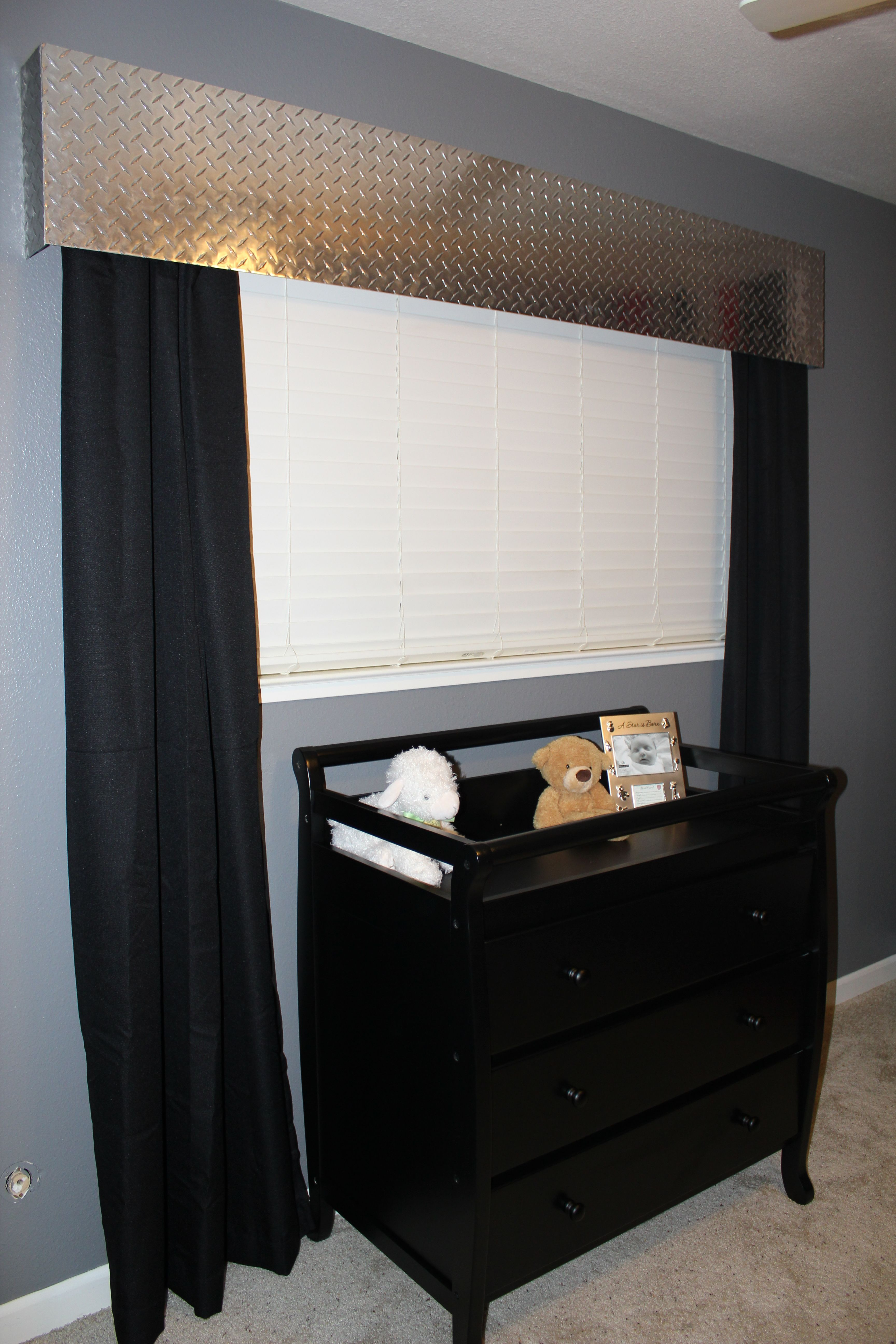 Baby Boy Room Cars: Totally Doing This If We Ever Have A Boy! Orange Curtains