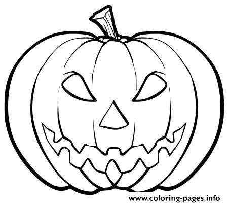 Kid scary halloween pumpkin coloring pages printable and coloring book to print for free find more coloring pages online for kids and adults of kid scary