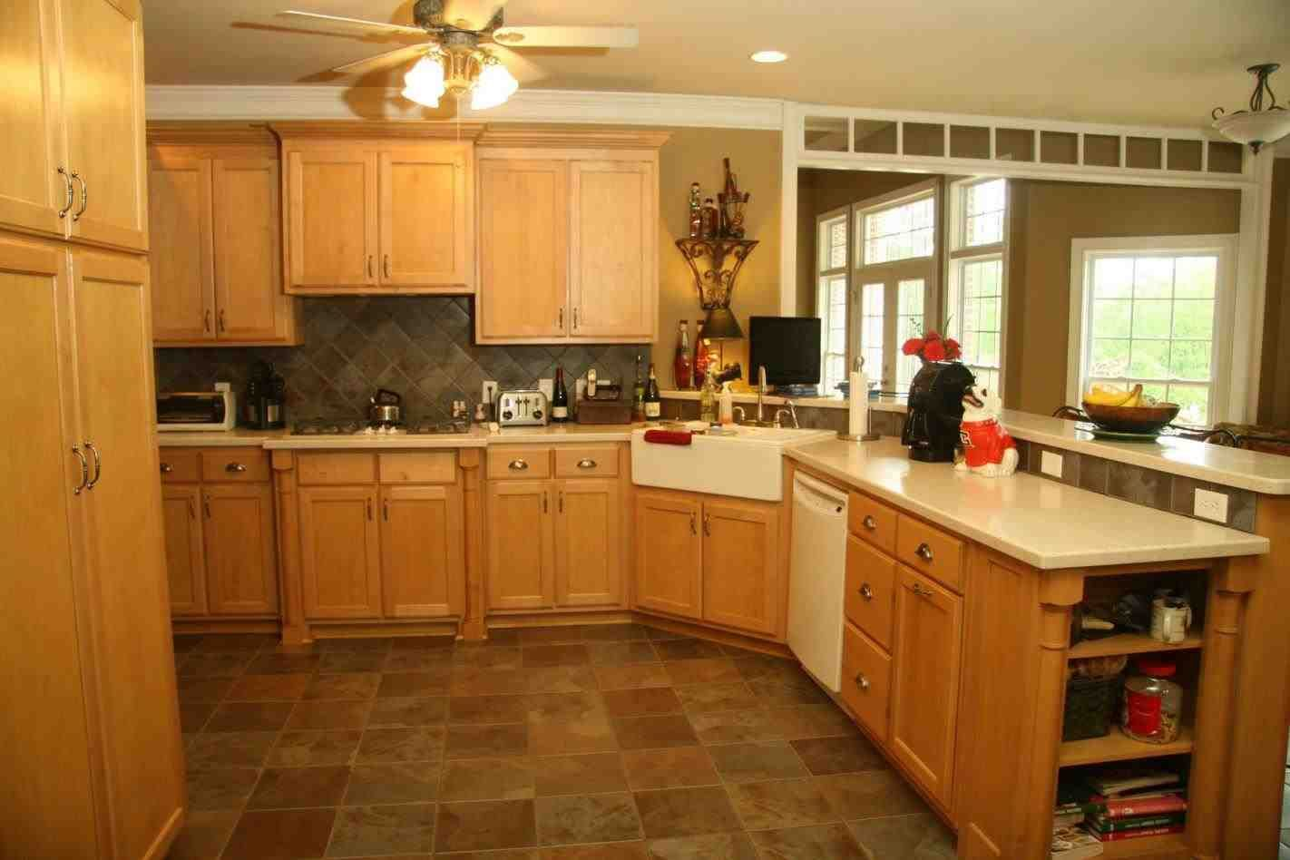 New post cream kitchen cabinets with granite countertops decors