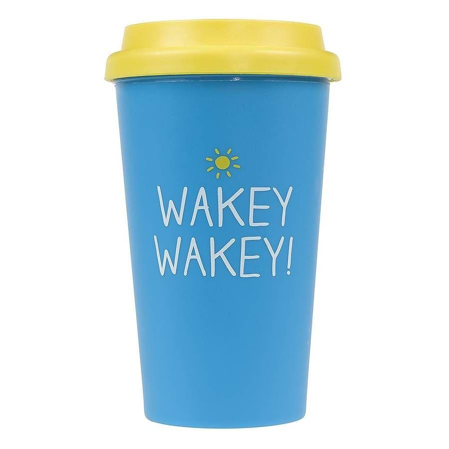 Wakey Wakey Travel Mug | Picnics