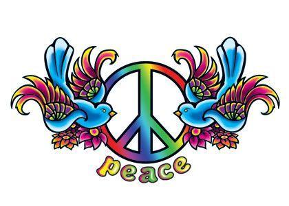 Peace Sign Tattoos Peace Sign Designs Peace Sign Tattoos Peace
