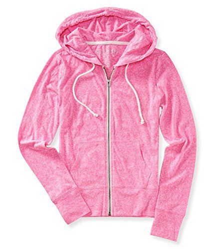 Aeropostale Womens Heathered Sweatshirt