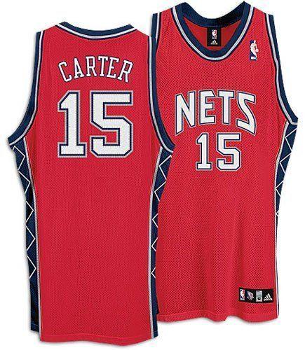c7367b604be New Jersey Nets - Vince Carter | Sports Clothing | Basketball Jersey ...