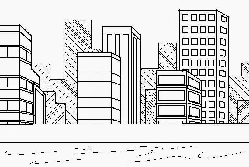 Dibujos Para Colorear Maestra De Infantil Y Primaria Pueblos Y Ciudades Para Colorear Towns And Cities Co Ciudad Para Dibujar Ciudades Imagenes De Ciudades