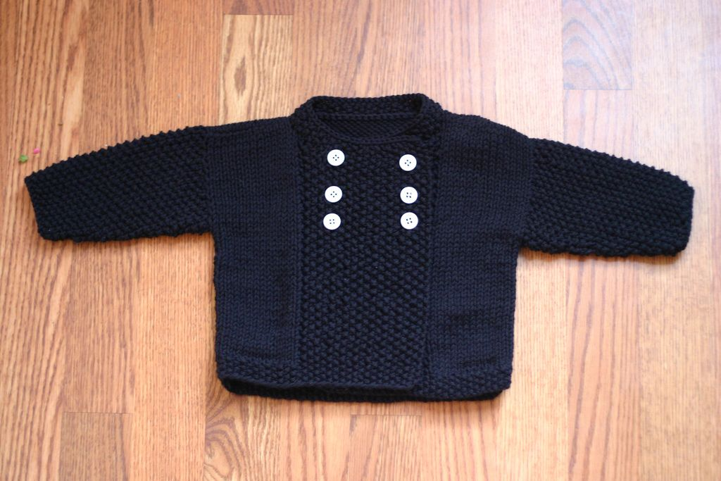 Ravelry: browneyedknitter\'s Baby Jacket | Knitting Projects ...