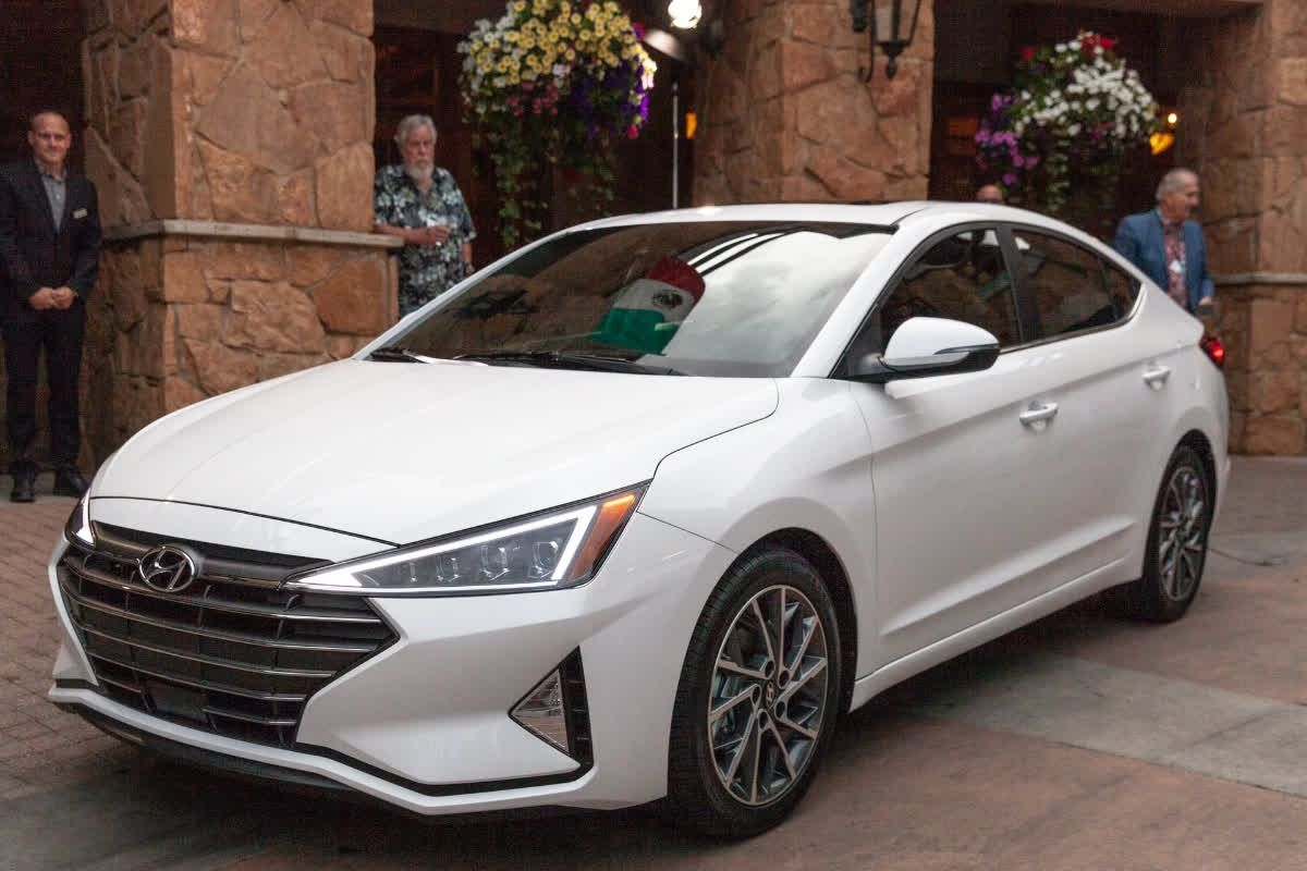 The base engine of the new Hyundai Elantra comes with a