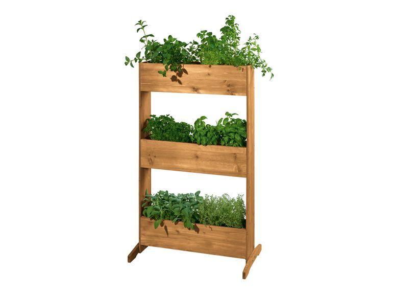 Parkside Hochbeet Mit Pflanzeneinsatz 65 Oder 10 L Pflanzenvolumen Aus Tannenholz Lidl De Nel 2020 Arredamento Case