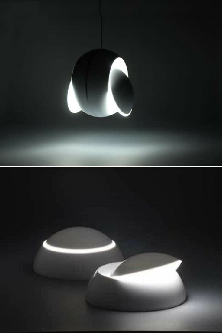 Eclipse pendant lighting by igendesign in lamps u lighting