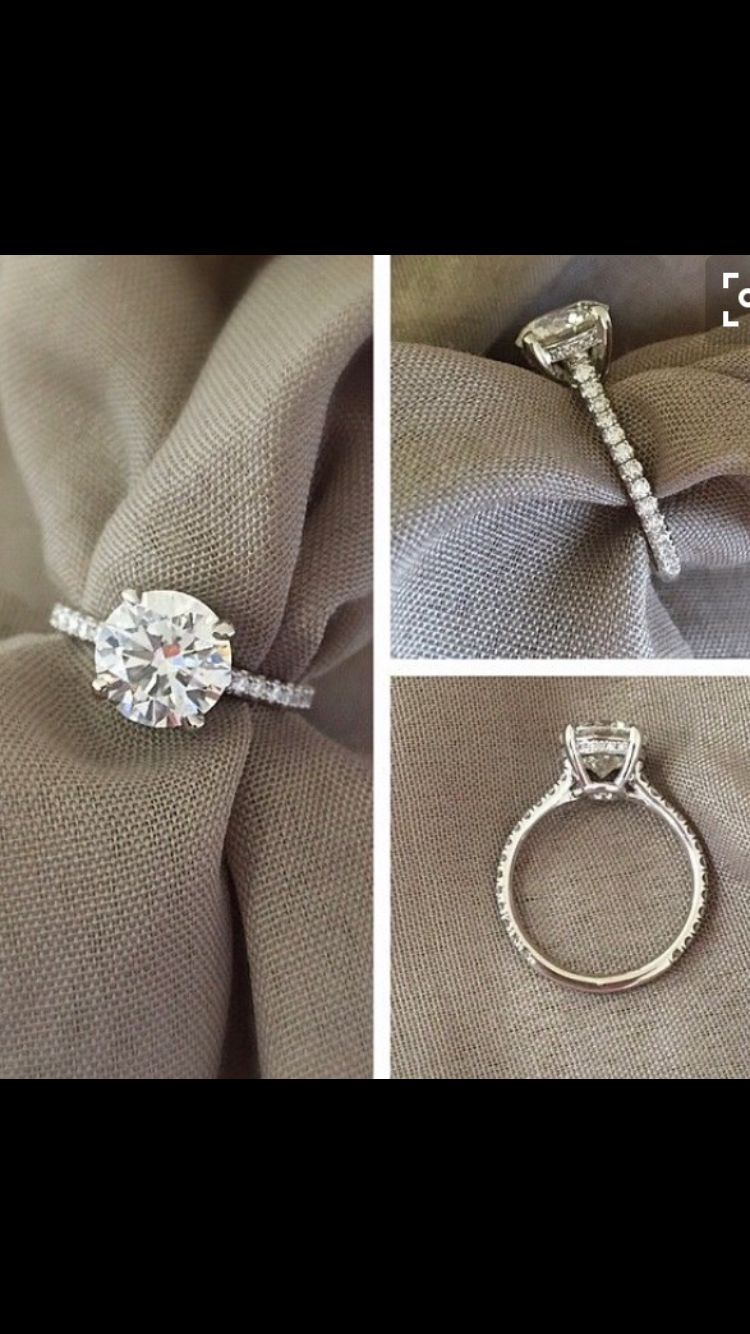 Hollys ring every girl needs a pinterest ring wedding