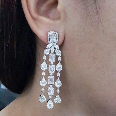 Pjgrp Anddd We Love Chandelier Earring So Classy So Rich