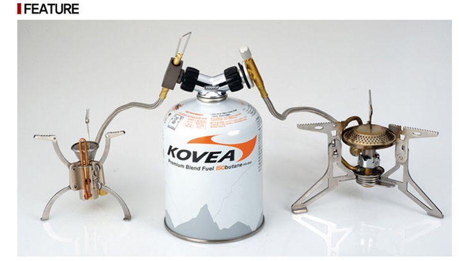 KOVEA 2 Way Adapter (KA-2105) | Kovea Gear | 2 way