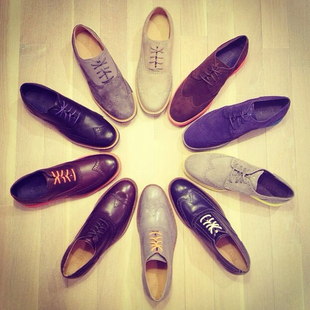 Cole Haan Spring / Summer 14'. Which one suits your style best ? Shop these shoes Now! at Boutique Tozzi 2115 Crescent, Montreal or Online at www.boutiquetozzi.com #fashionable #fashion #style #trend #shoes #menswear #mensfashion #menstyle #gq #montreal