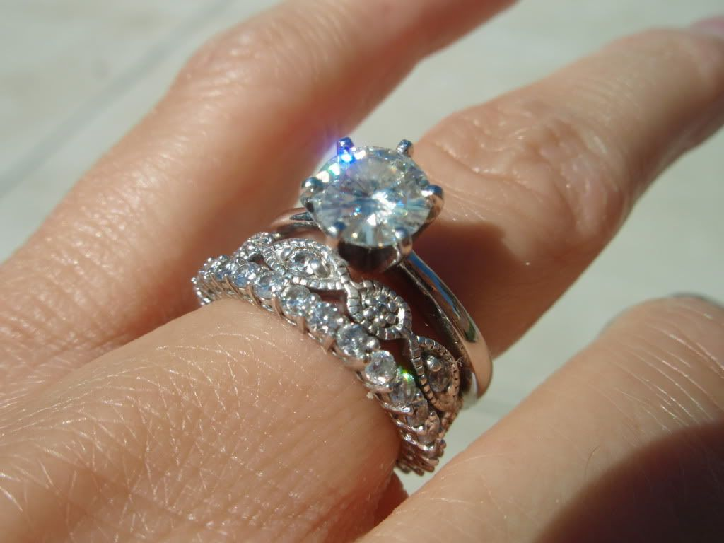 Stacked Rings · Stacked Engagement Ringstacked Wedding