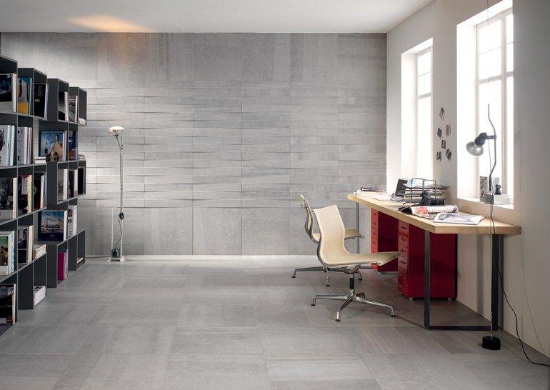 Pavimento rivestimento per interni back silver by ceramiche keope