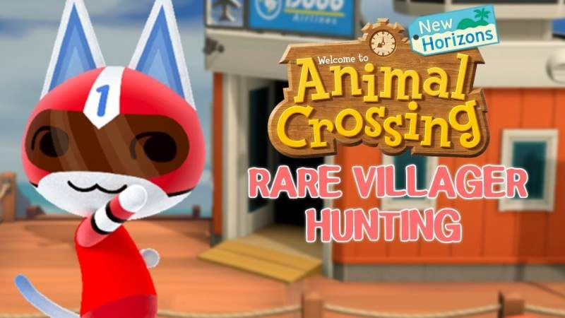 Animal Crossing New Horizons Rare Villagers Islands Location Guide In 2021 Animal Crossing Animal Crossing Villagers New Animal Crossing