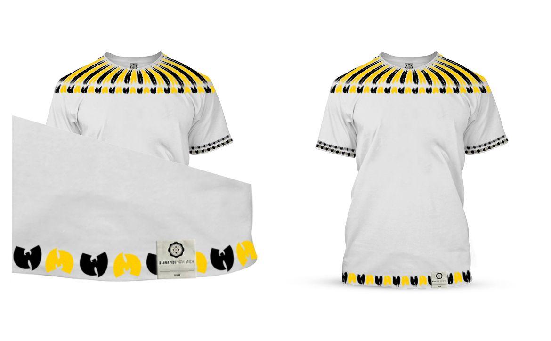 """""""wu heritage ethno shirt"""""""