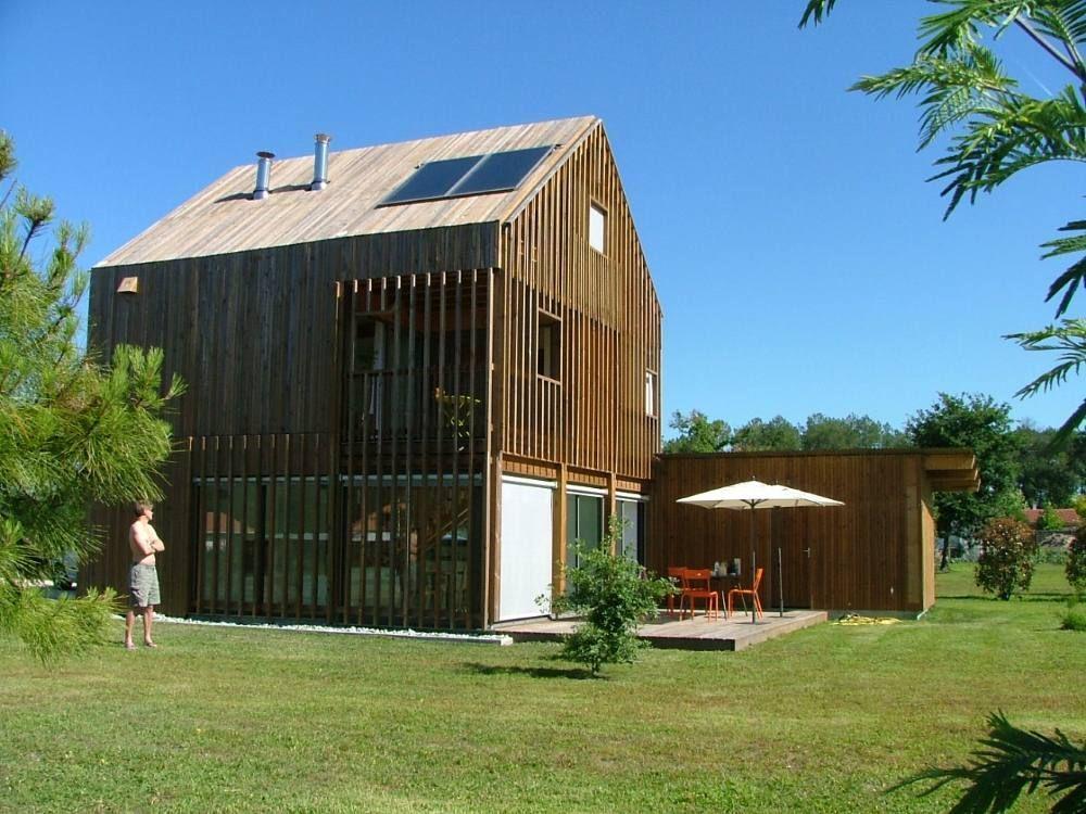St Julien en Born, Maison de vacances avec 4 chambres pour 8 ...