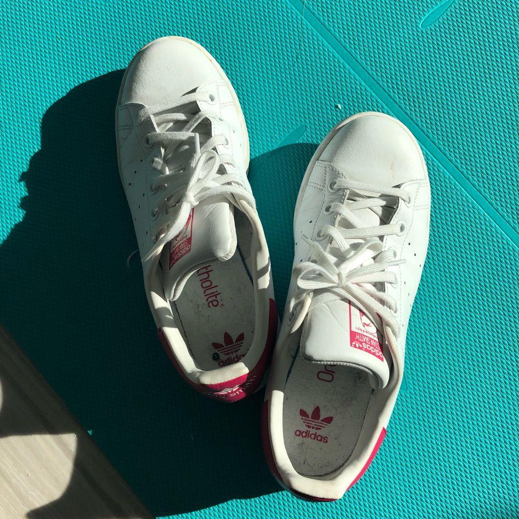 Adidas Superstar PinkWhite