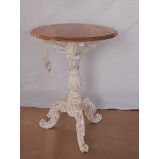 Shop for The Urban Port Brand Designer Round Table with Carved Legs. Get free shipping at Overstock.com - Your Online Furniture Outlet Store! Get 5% in rewards with Club O!