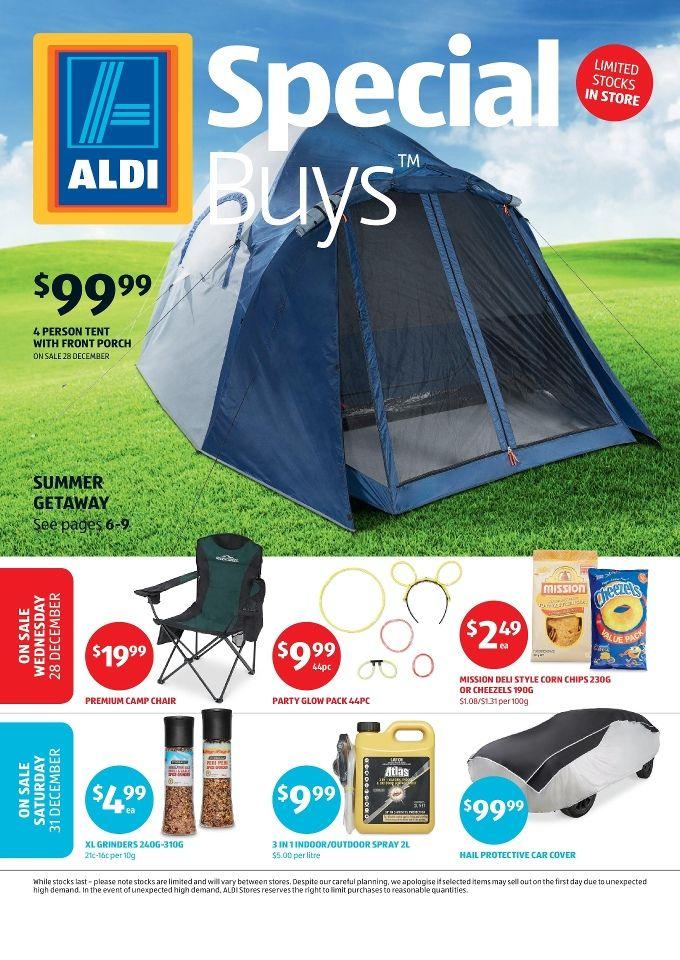 Aldi Catalogue Specials Week 52, 28 December 3 January