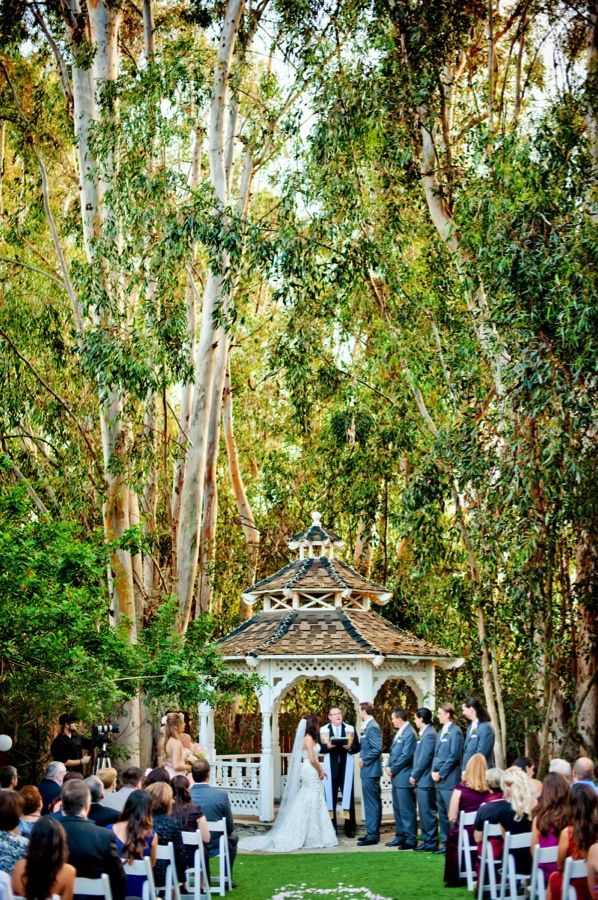 Gorgeous Gardens San Go Weddings Southern California Premier Wedding Venue Twin Oaks