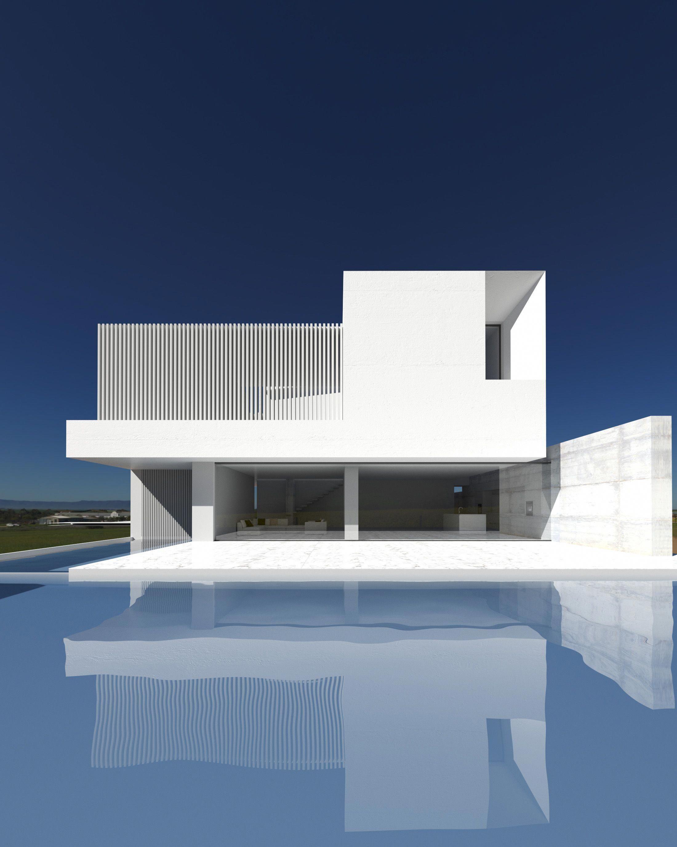 Minimalist Contemporary Exterior Design. #exterior