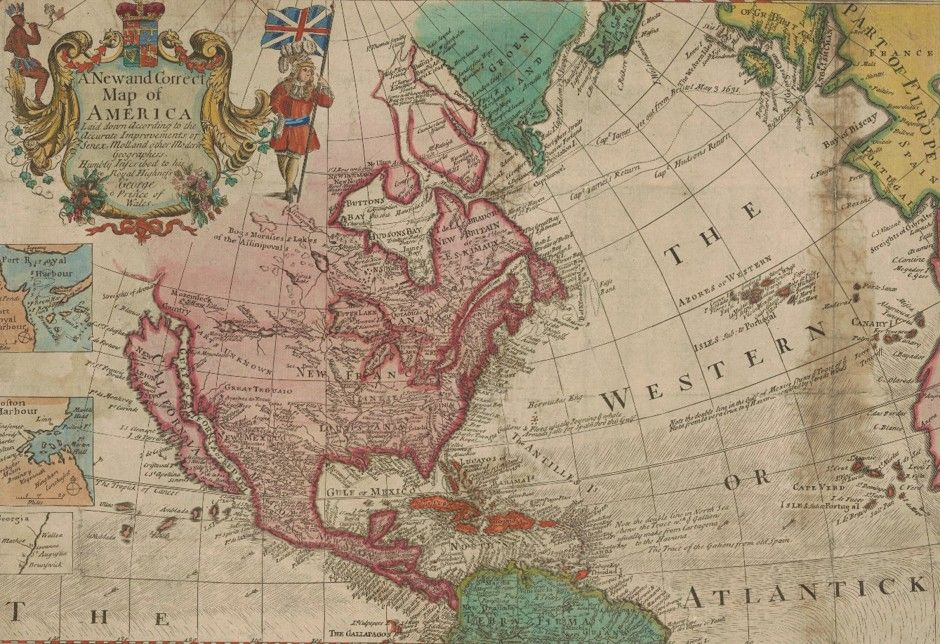 The First Map In An Occasional New Series Depicts One Of
