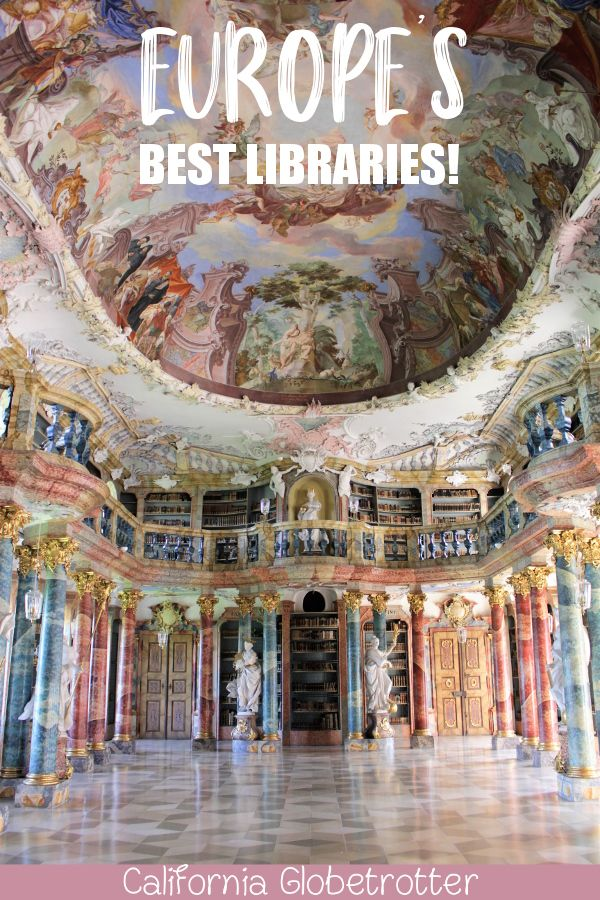 Europe's MOST Breathtaking Libraries